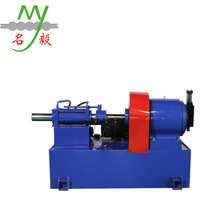 Metal metallurgy stainless steel pipe embossing machine with various design