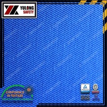 100cotton NFPA2112 12OZ dark blue color fire retardant fabric for protective clothing with low formaldehyde