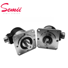 Semii 5-5000 Resolution incremental optical Hollow Switch Rotary Encoder