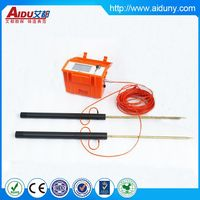 China top quality multi-channel underground water diamond detector
