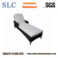 Outdoor Rattan Chaise Lounge (SC-B8887)