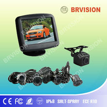 hyundai ix35 parking sensor Robust monitor and waterproof IP68 camera