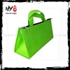 Hot sale zipper 80gsm nonwoven bag, foldable shopping bag with zipper, laminated zip lock bags