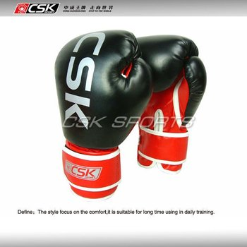 high quality csk cheap boxing gloves