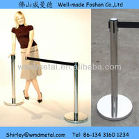 Event Display Crowd Control Stanchion