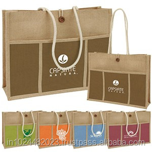 JUCO SHOPPING BAG high quality and environmentally friendly,recyclable,Food safe, Sustainable and resource-efficient