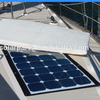 High efficiency poly 200w flexible solar panels for Marine,Boat, Yachts,camping solar system, Golf car