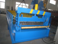 steel metal floor decking roll forming machine