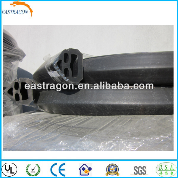 marine Hatch Cover Hollow Rubber Packing