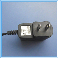 power supply for set top box 12V 1A USA plug adapter with UL FCC