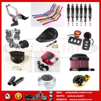 Newest cg125 fan motorcycle parts with high quality for sale