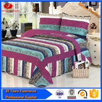 Hot selling 100% cotton modern bed sheet sets china textile