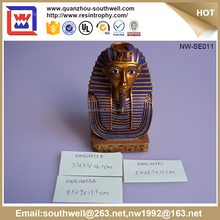 Polyresin Antique Egyptian Figurine Decoration Resin Egyptian Statues Wholesale