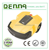 Denna L600 24V 4Ah lithium battery robot lawn mower with automatic charging and remote control