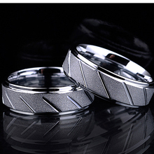 Silver jewelry fashion men stainless steel gay rings jewelry