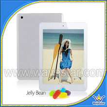 China Wholesale Android Tablet 2 Cameras WIFI External 3G Flash 7.85''