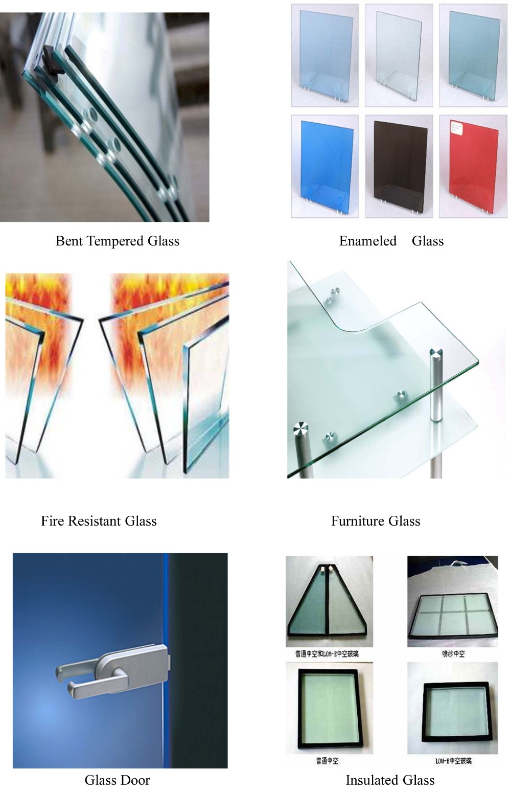 High quality aluminum double glass windows made in China