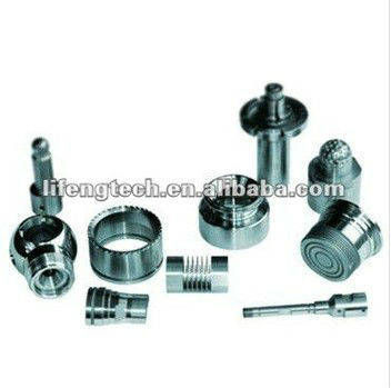 cnc spare parts for high precison railway cnc mechanical metal part