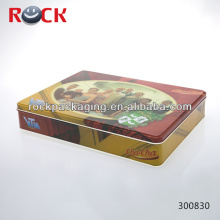 Good design metal cigarette tin box