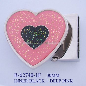 New products beautiful heart-shaped women buckle / lady's fashion buckle / belt buckle wholesale