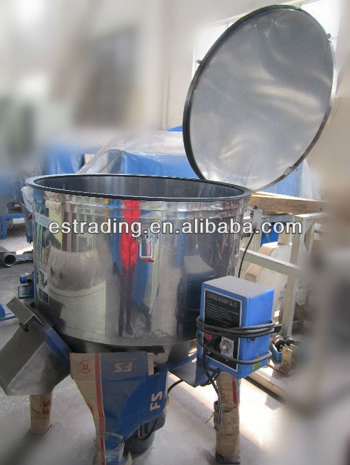 automatic color masterbatch mixer plastic granules mixer