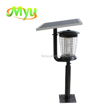 farm garden waterproof outdoor large solar zapper insect light trap with UV light MK-Z3
