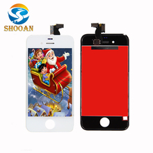 lcd display screens for iphone 4 wholesale, screen for iphone4 original, for iphone 4 display assembly