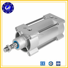 stainless double rod air cylinder ckd aluminium pneumatic cylinder