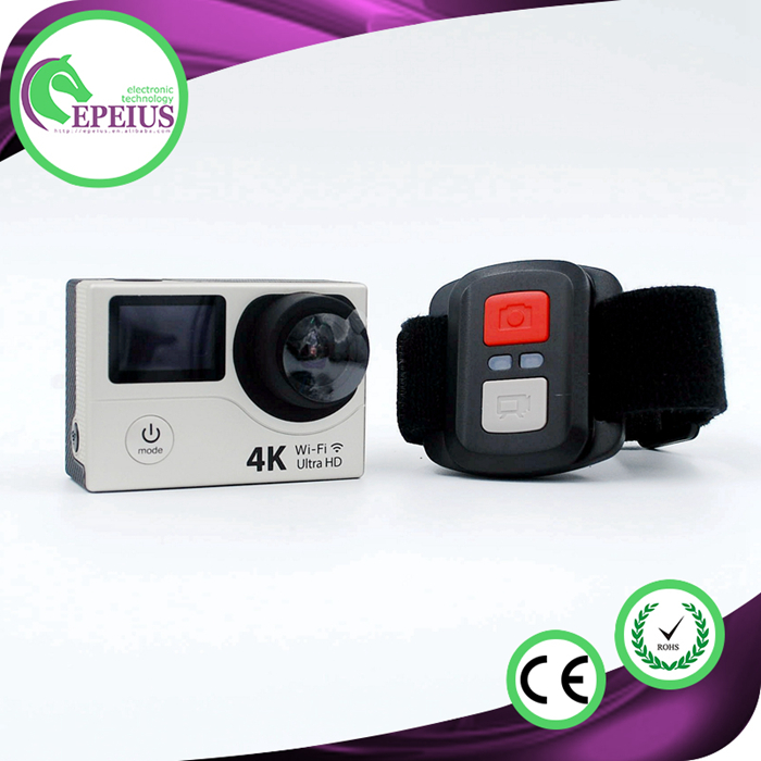 EXPLOSION MODELS SALES H3R ACTION CAMERA WITH REMOTE hd 720p action camera wifi and remote SPORT CAM