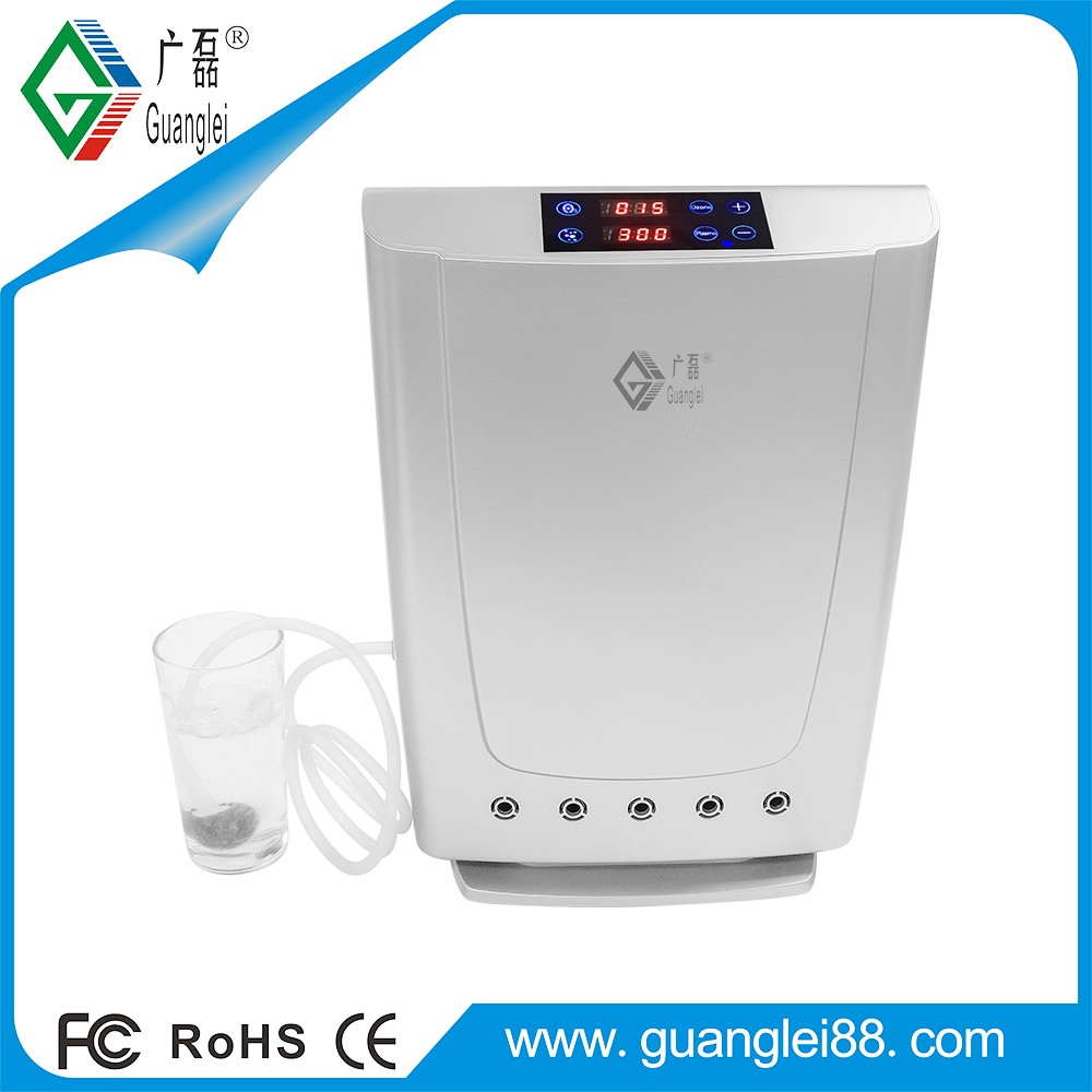 400mg Ozone Fruit and Vegetable Ozonator and Plasma Air Purifier