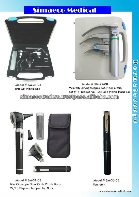 Diagnostic Medical Items