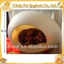 Designer HDPE Egg Pet House For Cats and Little Dogs Pet Beds & Accessories