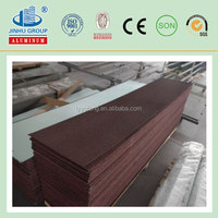 Flat Type Metal Roof Tiles 50 years warranty for Real estate