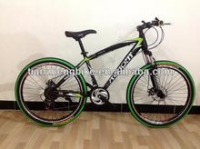 new design children adult steel frame green colour mountain bikes 26inch Timberwolves brand MTB mountain bicycle
