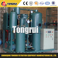 Lubrication oil/ Hydraulic oil purification plant