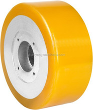 PU diving wheel for Noblift electric forklift102*64mm-F