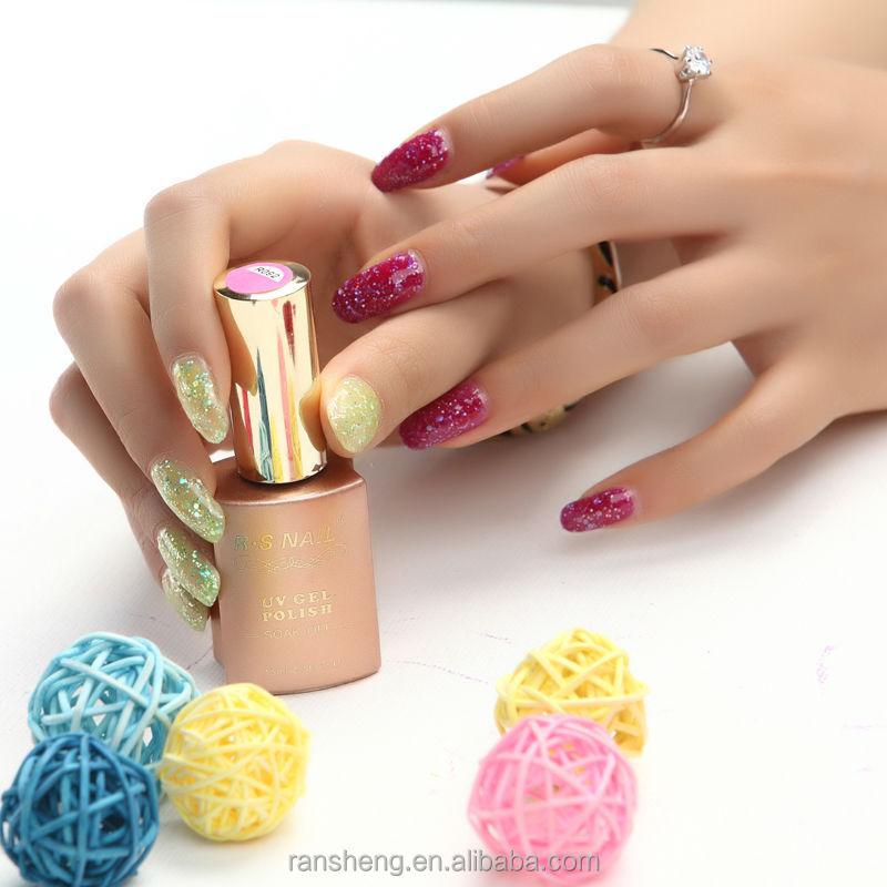 china ransheng uv color gel nail polish,neon color nail gel polish ...