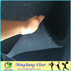 Cheap Outdoor Rubber Floor Black Color Rubber Floor