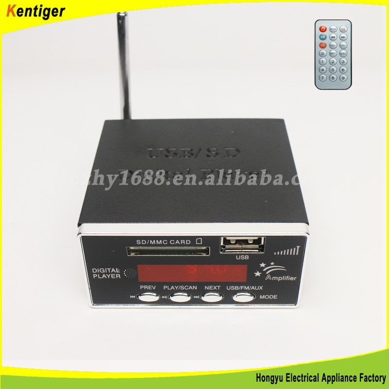 Multifunctional MP3 PlayersMP4Mp5 decoder circuit board Without