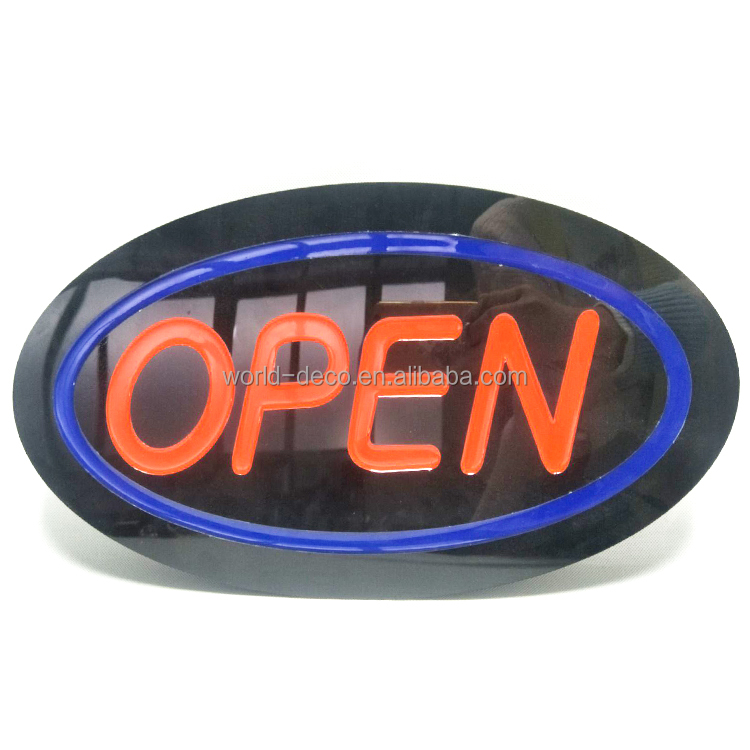 Hot-sale & cheap LED open <strong>Sign</strong> from china