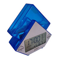 TCR2690 water power clock with temperature bar trend