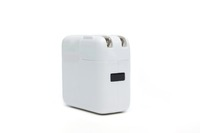 15w 1A 2A dual usb travel wall charger for ipad