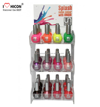 Custom Essie Nail Polish Cosmetic Display Racks With Professionalism In Each Single Stage Of The Manufacturing Process