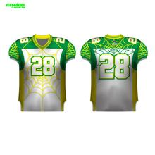 Drifit customized American football sublimation jersey