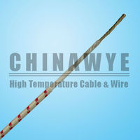 Fireproof Mica tape wrap electrical wire UL5107