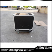 ATA Standard Road Tour Case for 2 x HK CT112 Speaker with Caster Board