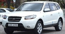 HYUNDAI new santa fe 2007 Korean Used Car