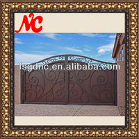 New Design Automatic Swing Gates