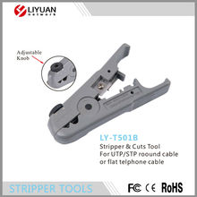 Hand crimping tools / network crimping plier,multi-purpose wire stripper cutter crimper tools