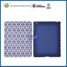 Plastic smart cover for ipad3,for ipad pu cover